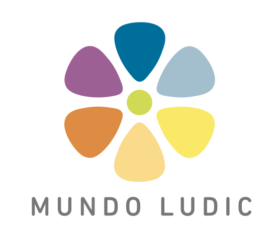 Logotip per MUNDO LUDIC