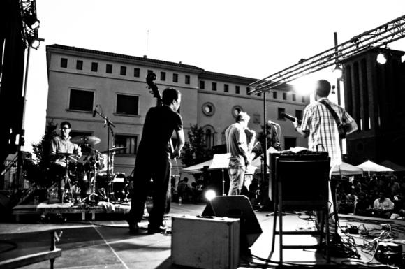 Gorka Benítez Quartet