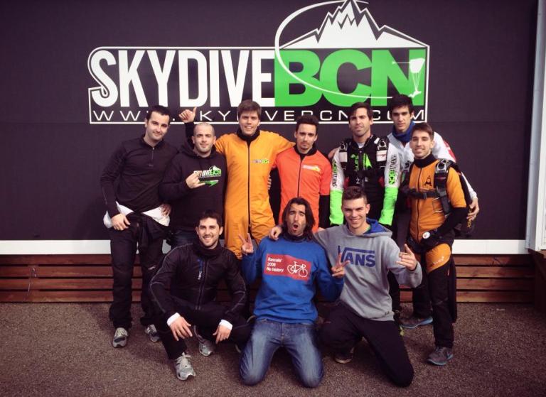 Sky Drive BCN Juan i Cristian