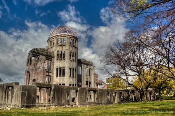 Hiroshima-Atomic-Bomb-Dome